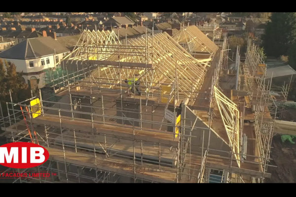 MIB Construction – St. Matthew's Church Reconstruction
